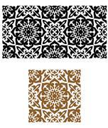 Stock Illustration of arabic seamless ornament in retro style