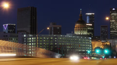 ATL Capital Stock Footage