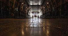 Antonov 225 Mriya airplane Stock Footage