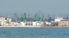 Gdynia - stock footage