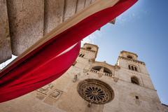 Stock Photo of mediterranean church