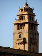 Guard tower in jodhpur rajashan Stock Photos