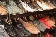Stock Photo of Classic man shoes