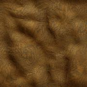 Brown Leather Texture Stock Illustration