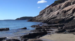 Acadia National Park, Maine Stock Footage