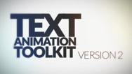 Stock After Effects of Text Animation Toolkit v.2 - 10 in 1 Stylish After Effects Easy to Use FX Pack