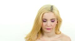 Gemma video21 Stock Footage