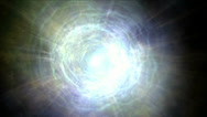 Stock Video Footage of wormhole in space