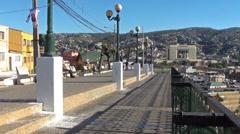 0800 Valparaíso Stock Footage