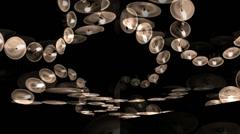 Heart Lights Diamond - stock footage