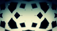3d Elements Kaleidoscope HD Stock Footage