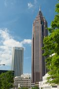 Midtown Atlanta, Georgia Stock Photos