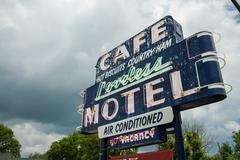 Loveless Café, Nashville, Tennessee Stock Photos