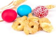 Stock Photo of easter food