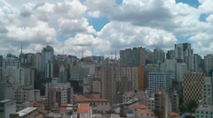 Time Lapse Sao Paulo - stock footage