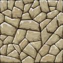 Stock Illustration of stone seamless pattern