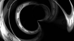 Jewel Heart Vortex - stock footage