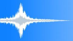 Kilpapyörä menee ohi supernopeaa Äänitehoste