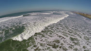 Stock Video Footage of Ocean Aerials