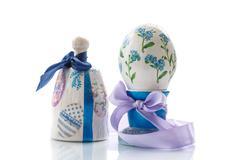 Easter egg Stock Photos