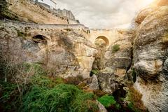 Ronda, Spain - stock photo