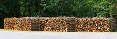 Fire wood Stock Photos