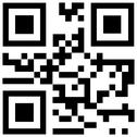 "Stock Illustration of qr code says ""thank you"""