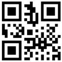 "Stock Illustration of qr code says ""new"""