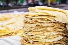 Stock Photo of Pancakes