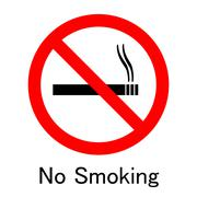 Stock Illustration of No smoking sign