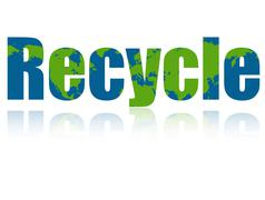 Stock Illustration of Recycle illustration