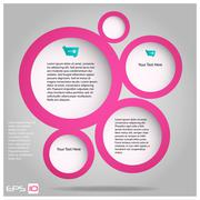 Stock Illustration of Circular Design Elements