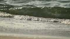 World ocean,  waves close-up Stock Footage