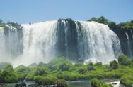 Stock Photo of iguazu falls