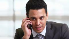 Mobile Business Stock Footage
