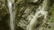 Stock Video Footage of Agoyan waterfall