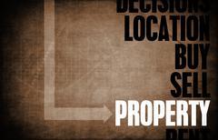 Property Stock Illustration