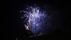 Fireworks - 49 seconds Stock Footage