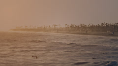 Huntington Beach - California, USA Stock Footage