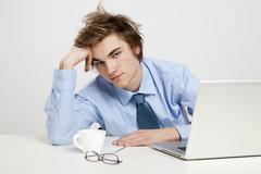 Stock Photo of day of work