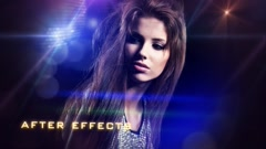 Stock After Effects of Fashion Lights