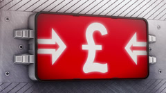 Pound. Looping. - stock footage