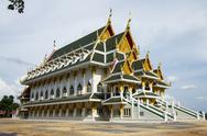 Stock Photo of traditional thai architecture