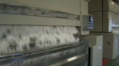Cotton gin 5 Stock Footage