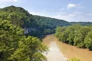 Stock Photo of the kentucky river