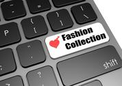 Stock Illustration of Love fashion collection keyboard