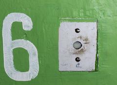 Number 6. Stock Photos
