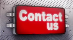 Contact us. Looping. Stock Footage