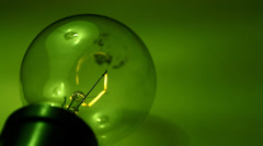 Bulb Stock Footage