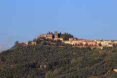 Montecatini alto Stock Photos